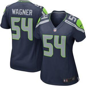 Women's Seattle Seahawks Bobby Wagner Jersey